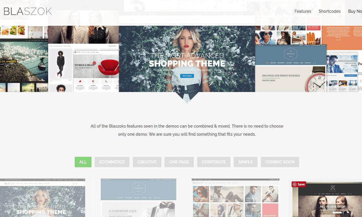 blasjok - 30+ Best Premium WordPress eCommerce/WooCommerce/Online Store Themes 2019