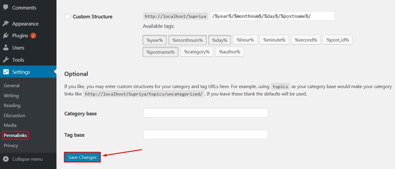Fix WordPress Failed to Open Stream Error.