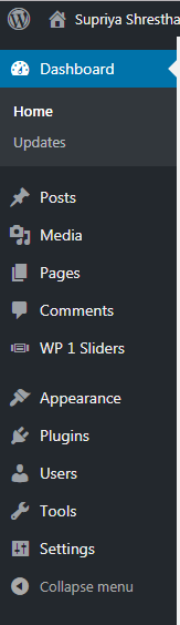 Adding slider in WP using WP1 Slider - How to add a beautiful slider on your WP website using WP 1 Slider?