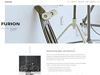Furion - Premium Portfolio WordPress Theme