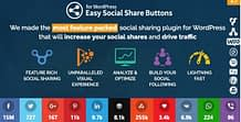 Easy Social Share Button - Social Sharing WordPress Plugin