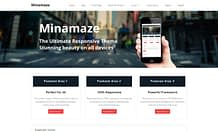 minamaze-free-wordpress-theme