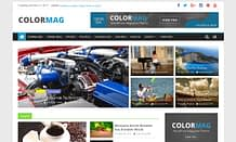 ColorMag - Best Free Adsense WordPress Themes