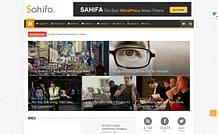 Sahifa - Premium WordPress News/Magazine Theme