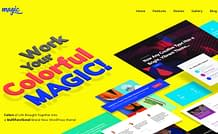 Magic - Multipurpose WordPress Theme