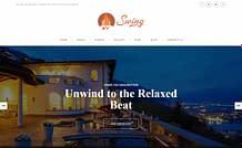 Swing - Hotel and Resort WordPress Theme