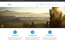 ultra-free-WordPress-theme
