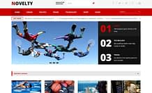 Novelty - Premium WordPress News-Magazine Theme