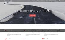 SimpleShift : Premium WordPress Business Theme