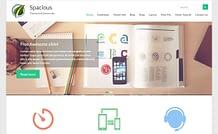 spacious-free-WordPress-theme