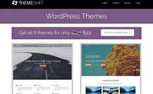 ThemeShift - WordPress deals for Christmas and New Year 2017