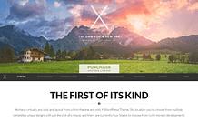 X: Premium WordPress Multipurpose Theme