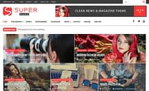 supernews-free-wordpress-theme