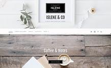 Download Islene - Premium WordPress Blogging Theme
