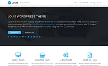 Louis - Free Modern WordPress Theme