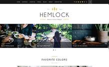 Hemlock - Premium WordPress Blog Theme