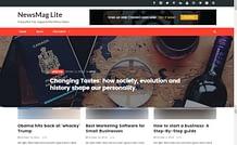 NewsMag - Best Free WordPress News-Magazine/Online Editorial Themes