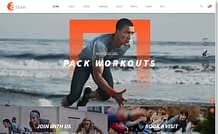 Aslan - Modern Gym & Fitness WordPress Theme