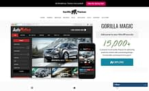 Gorilla Themes - Stylish WordPress Theme Store