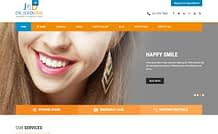 SKT Toothy - Free Medical WordPress Theme
