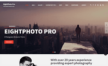 EightPhoto Pro-Premium Photography WordPress Theme
