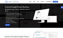 Everest Google Places Reviews - Best WordPress Plugin to Showcase Google Places Business Reviews