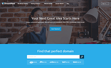 DreamHost Coupon and Deals - Best WordPress Hosting Services