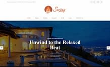 Swing - Hotel and Resort WordPress Theme