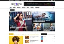 Newspaper – Premium WordPress News and Magazine Theme