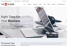 The 100 - Free Responsive WordPress Multipurpose Theme
