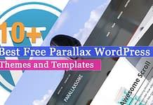 Best Free Parallax WordPress Themes