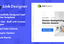 Link Designer Pro - Easy WordPress Link Designer Plugin
