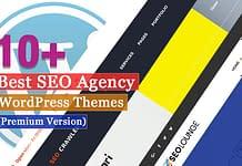 Best Premium SEO Agency WordPress Themes