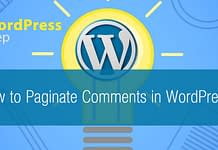 How to Paginate Comments in WordPress