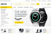 Electro - WordPress Electronics Store WooCommerce Theme