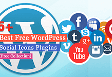 Best Free WordPress Social Icons Plugins