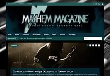 MusicMag - Beautiful Dark Magazine Theme