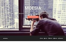 Moesia - Free WordPress Business Theme