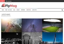 FlyMag - Free Responsive WordPress Magazine Theme