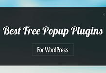 Free Popup WordPress Plugins