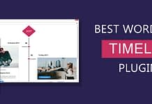 Best WordPress Timeline Plugins