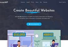 OceanWP-Best Agency WordPress Themes and Templates (Free)