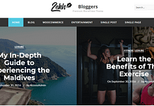 Lekh - Premium WordPress Blog Theme