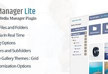 Best WordPress Media Manager Plugin: WP Media Manager Lite