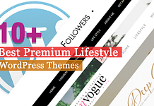 Best Premium Lifestyle WordPress Themes