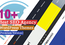Best Premium SEO Agency WordPress Themes