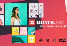 Essential Grid - Gallery WordPress Plugin
