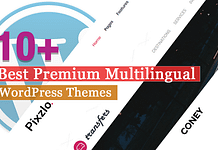 Best Premium Multilingual WordPress Themes