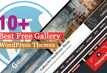 Best Free Gallery WordPress Themes