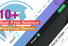 Best Free Science WordPress Themes